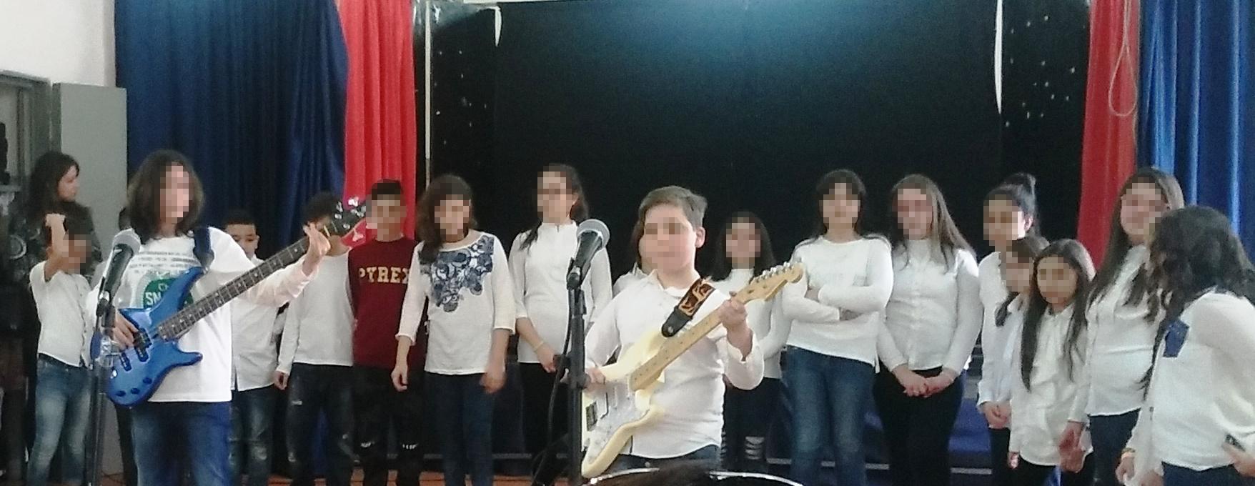 SCUOLA VIVA - Musica e canto corale Russo